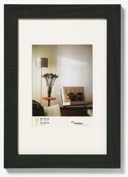 houten fotolijst home zwart