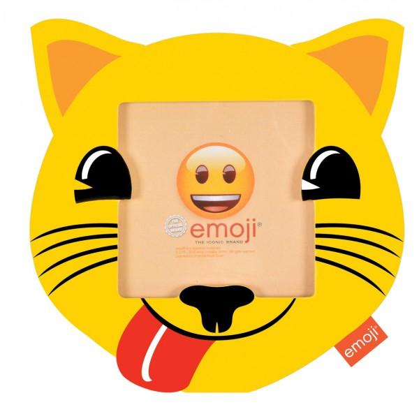 Emoji fotolijst - cat