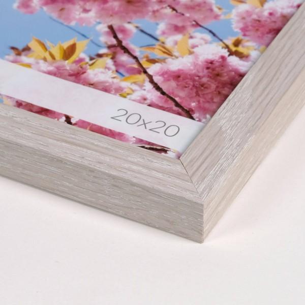 houten fotolijst Anima lichtgrijs