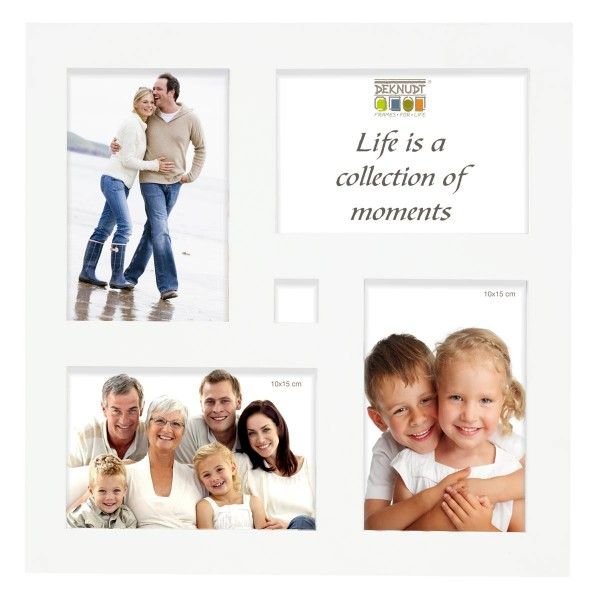 Vierluik fotolijst - 10x15 cm - S65SK1 P4