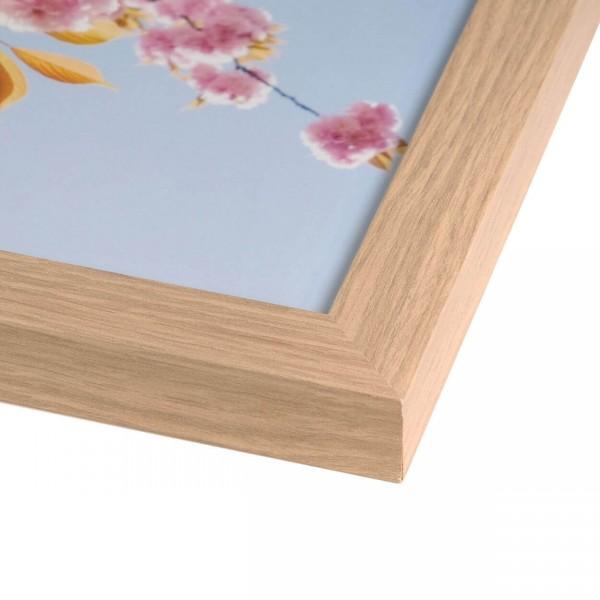 houten fotolijst Anima essenhout hoek