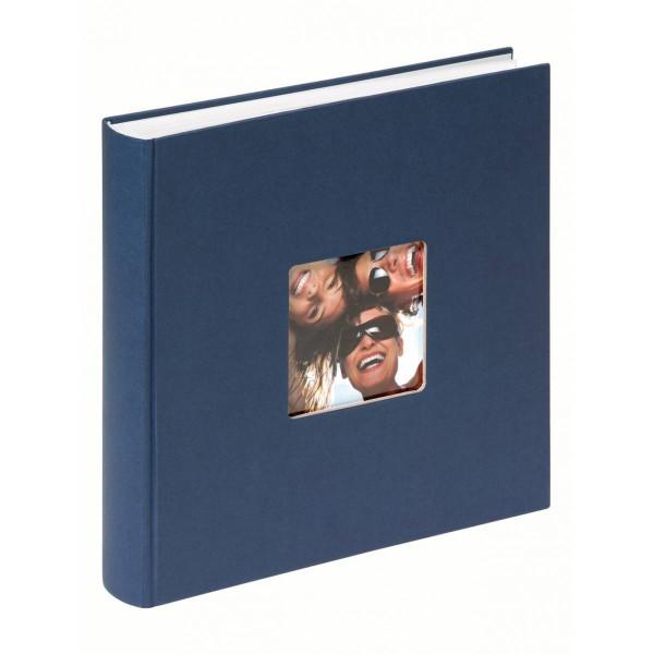 Fotoalbum blauw FA-208-L