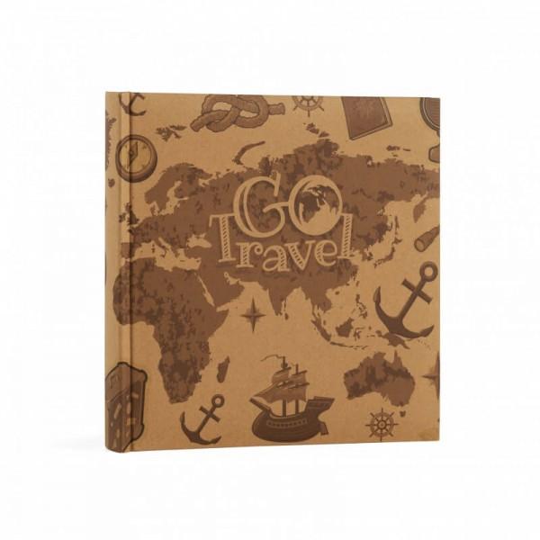 Fotoalbum Go travel