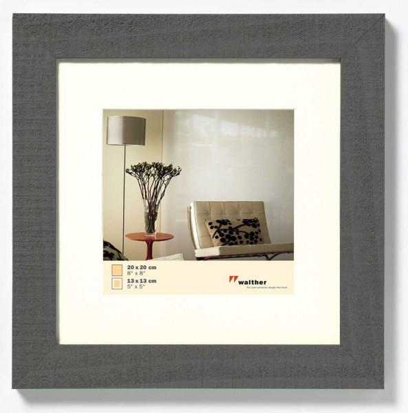 houten fotolijst home grijs vierkant