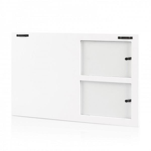 Multi fotolijst met magneten - wit - model 388 BL