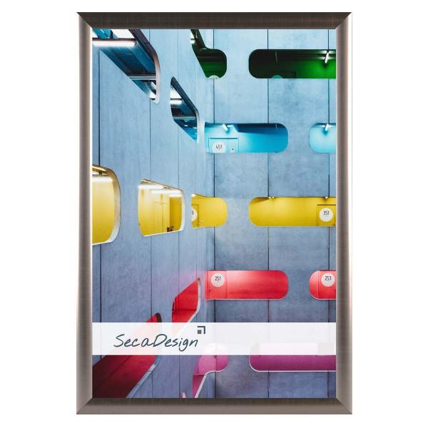 Fotolijst RVS staal kleur