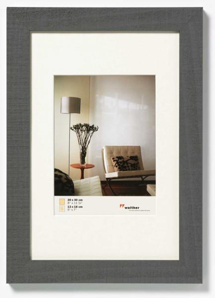 houten fotolijst home grijs