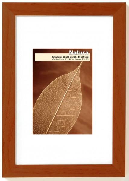 houten fotolijst walnoot