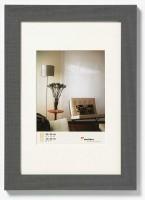 Houten fotokader - Home - grijs