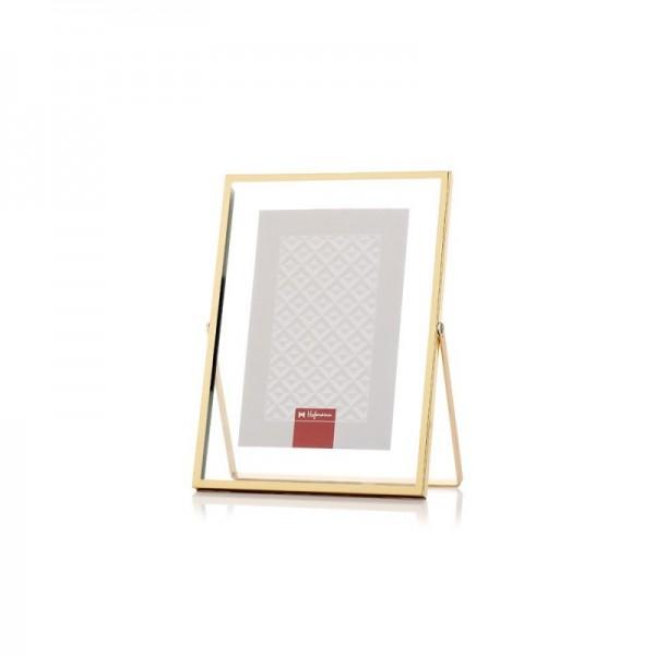 Fotolijst metaal 20x25 cm - goud - model 556