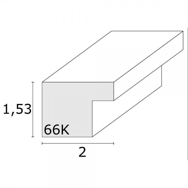 Drieluik fotokader 10x15 - Deknudt S66KA3